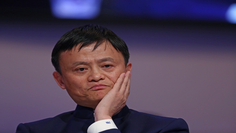 China Fines Alibaba $2.8 Billion for Anti-competition Practices