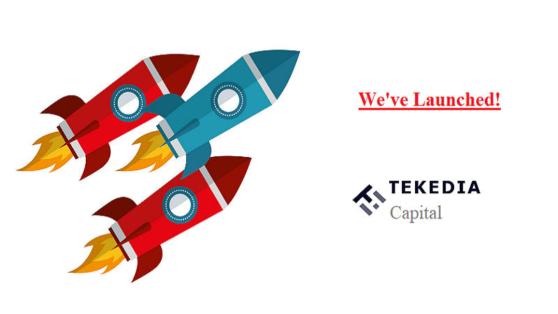 Tekedia Capital Launches To Democratize Wealth Creation