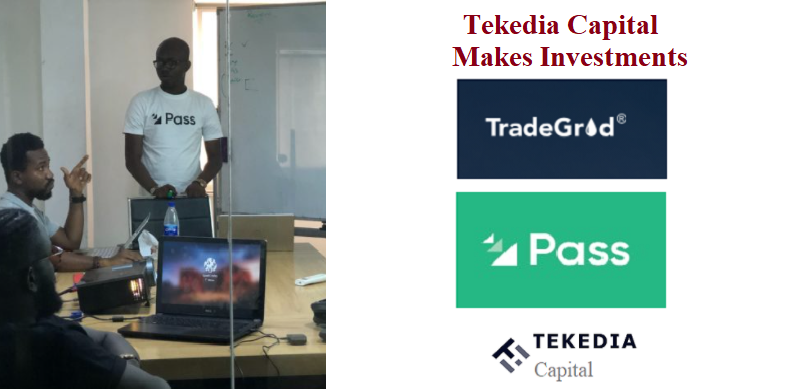 Tekedia Capital Makes Investments in Pass (Nigeria) and TradeGrid (California, USA)