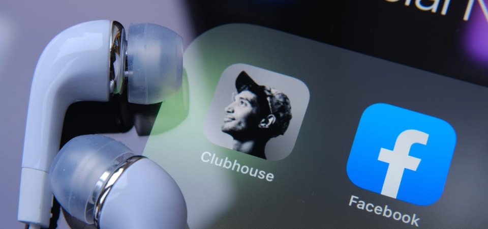 Facebook Joins The Audio Club As It Clones Clubhouse