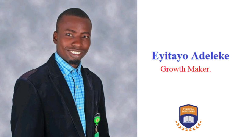 The Growth Makers In Campuses; The Rainmakers of Markets