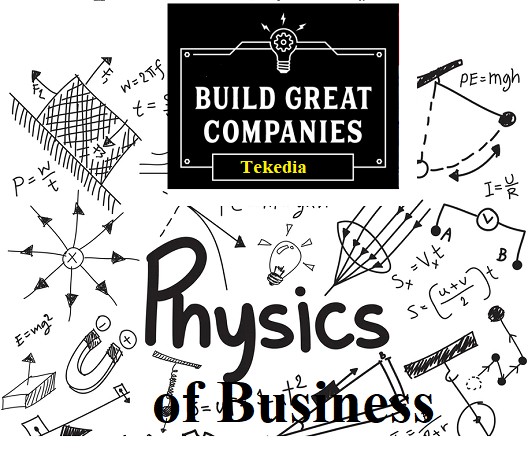 Join Tekedia Mini-MBA And Master The Physics of Business