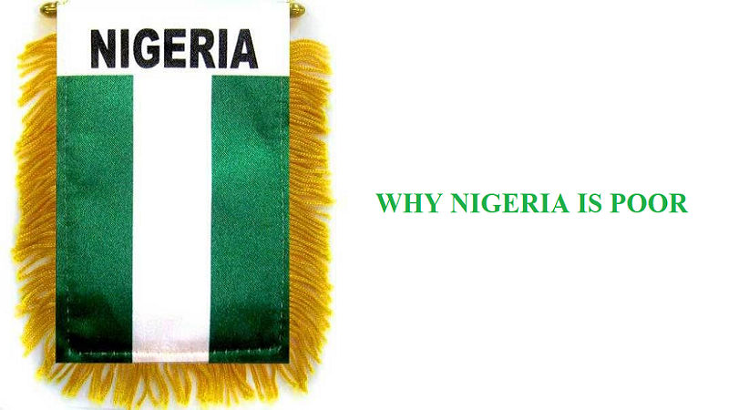Why Nigeria Is Poor! [Video]