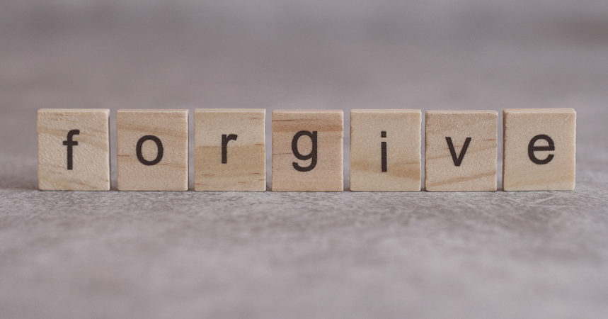 The Benefits of Forgiveness