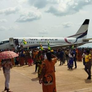 The Anambra's New Airport – The widest and the second longest runway in Nigeria!