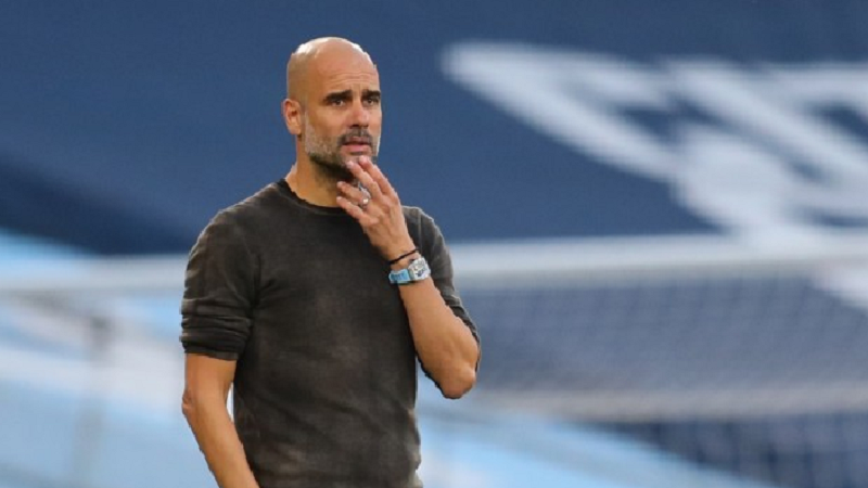 Manchester City's Champions League Loss and Guardiola's Vulnerability Against Bus Parking Teams