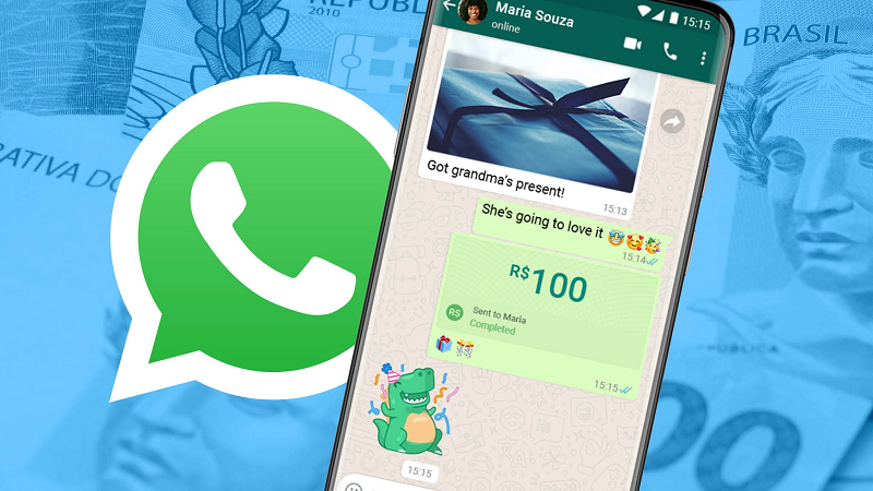 Facebook Relaunches WhatsApp Pay in Brazil