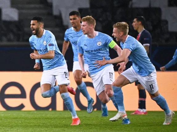 Man City Reaches First Champions League Final, Setting Up All English Duel with Chelsea