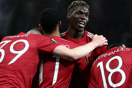 Arsenal Eliminated, Man United Survived Roma, to Play Villarreal in Europa League Final