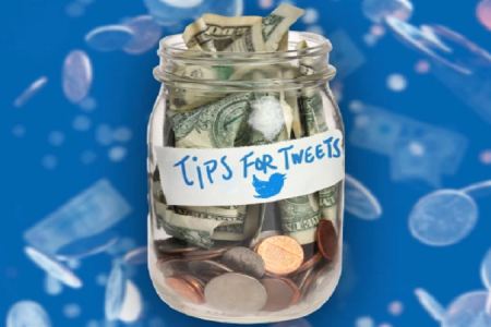 Twitter Invents A New Era of Bankable Social Conversations with Tip Jar