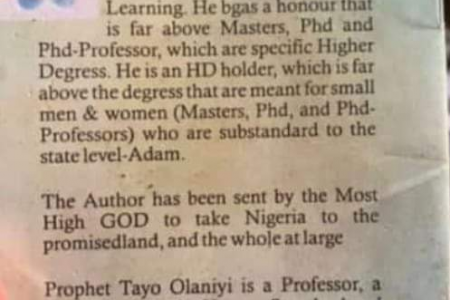 The Higher Degrees And PhD