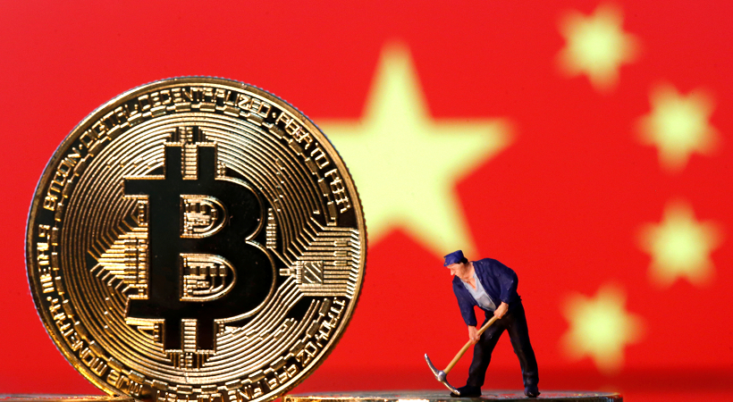 China Banning Financial Institutions from Dealing with Cryptocurrency Further Compounds Bitcoin Woes