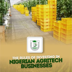 FIDAS AFRICA, FarmKonnect's Institute, Releases a Book on How to Invest in Nigerian Agritech Businesses
