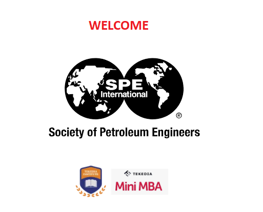 Welcome the Society of Petroleum Engineers (SPE) Young Professionals
