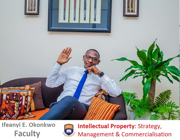 """Tekedia Welcomes An IP Expert  To Teach """"Intellectual Property: Strategy, Management & Commercialization"""""""