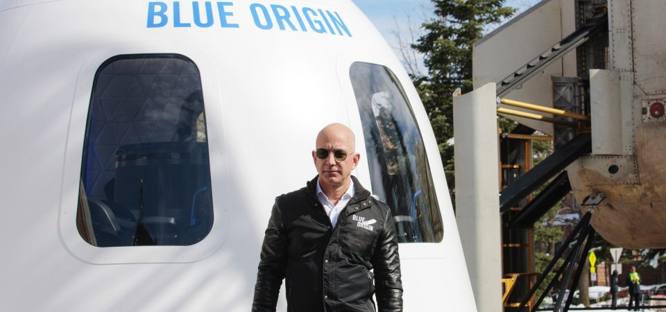 Amazon in Another Fight with SpaceX Over Starlink Satellites