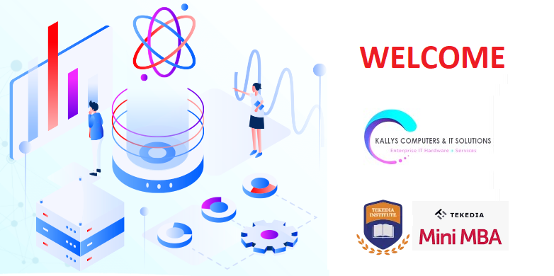 Welcome Kallys Computers & IT Solutions To Tekedia Mini-MBA