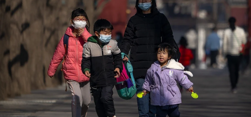 China Announces Three-child Policy As Ageing Threatens Its Economy