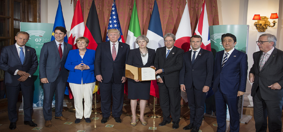 G7 Leaders Reach Deal to Force Big Tech to Pay More Tax