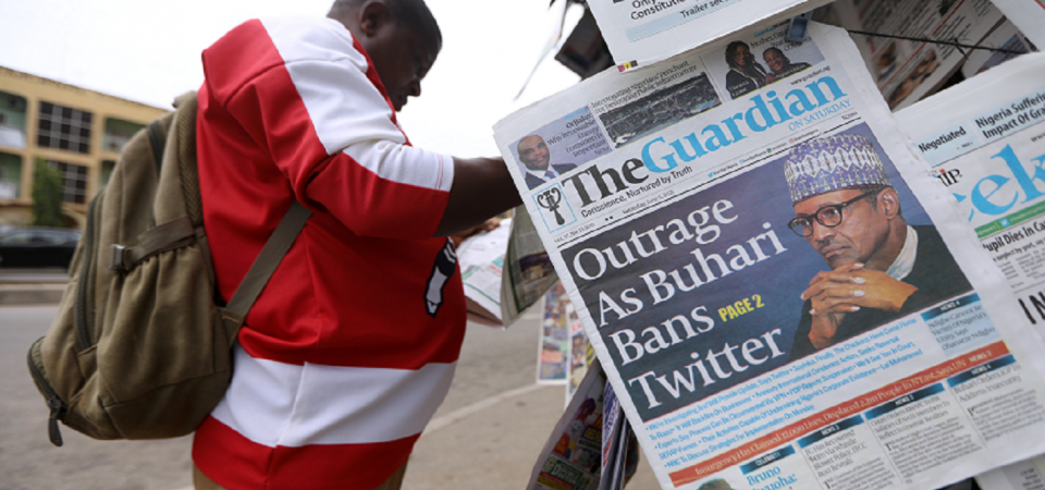 """#Twitterban and Algorithms: Nigerian Events Becoming """"American Local Events"""""""