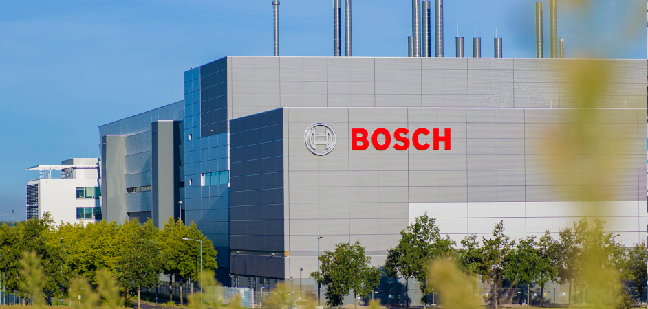 Bosch Opens $1.2 Billion Semiconductor Factory in Germany
