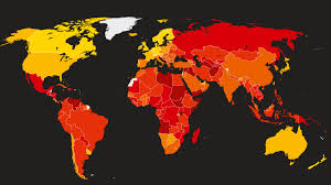 10 Most Corrupt Countries in the World and the Global Impact of Corruption