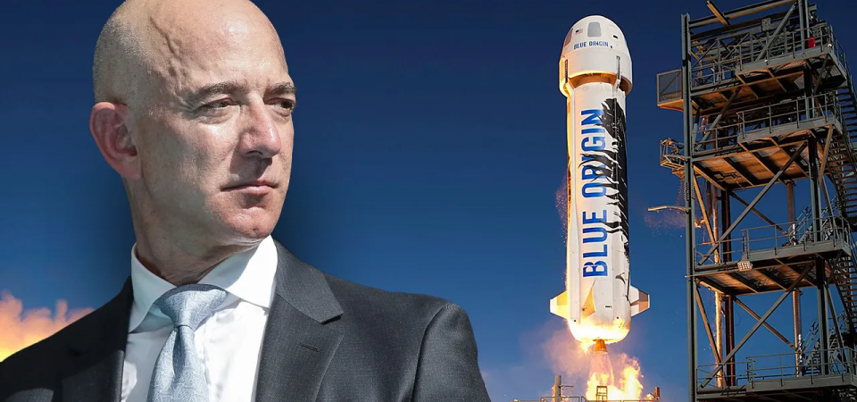 Blue Origin Space Trip Boosted with $28m Seat Auction