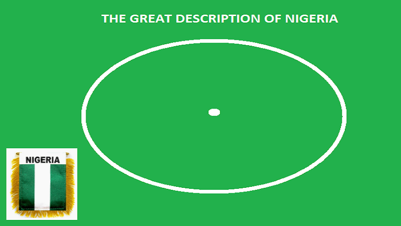 """The President And The """"Dot People"""" of Nigeria"""
