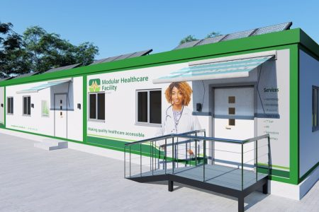How Alpha Mead Is Reinventing Florence Nightingale's 173 Years Proposition With Modular Healthcare Facility