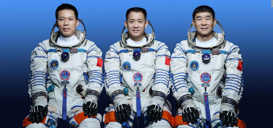 Besides Military and Economy, China is Taking its Rivalry with the U.S. to Space