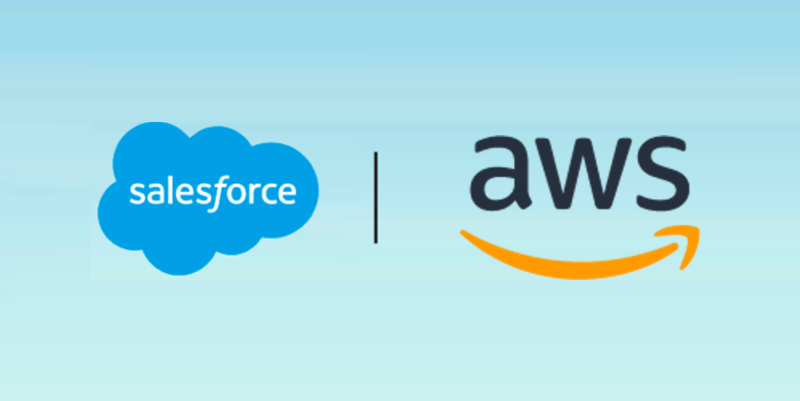 Salesforce and AWS Extend Partnership with A Two-way Integration