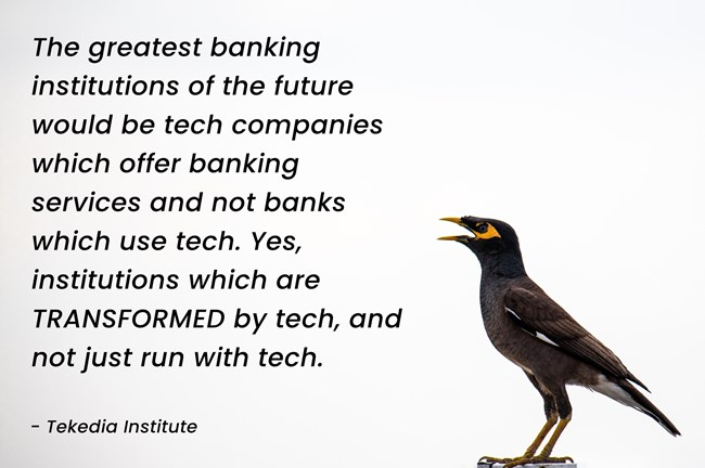 Banking of the Future