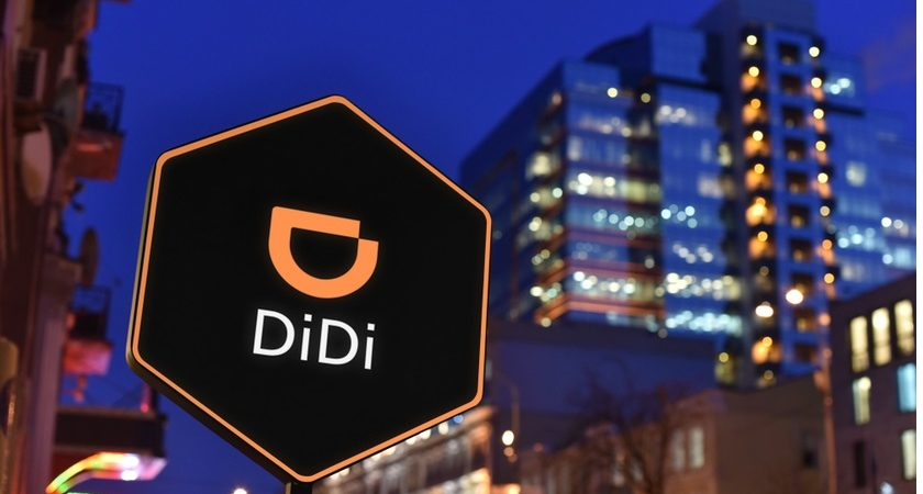 China Stops Didi from Registering New Customers Two Days After IPO