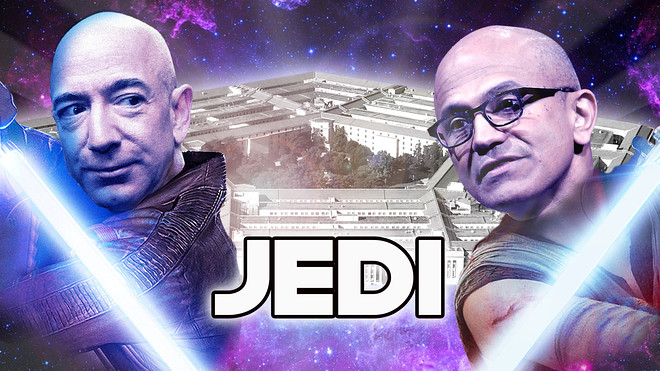 No Victor No Vanquished: Pentagon Cancels Controversial $10bn JEDI Contract
