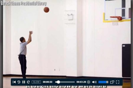 """Obama Now """"Plays"""" for NBA Africa As A Strategic Partner!"""
