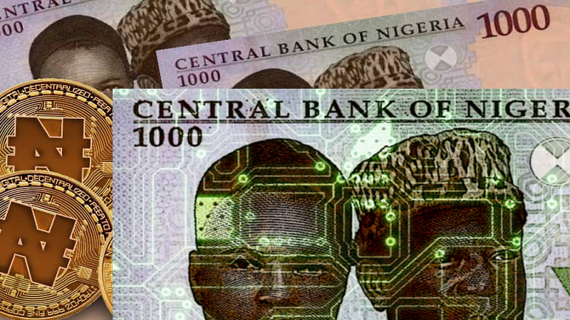 By Q4 2022, Central Bank of Nigeria will Exchange Dollars Directly with Nigerians and Companies via e-Naira Digital Currency