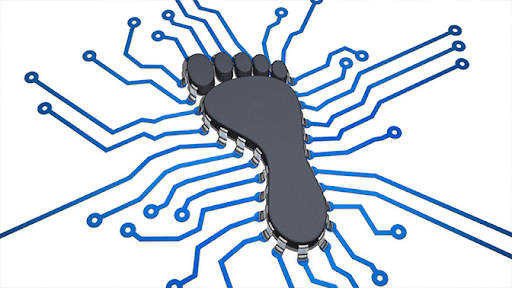 You and Implications of Your Digital Footprints in a Back-Forward Thinking World