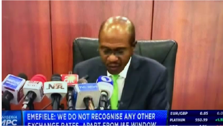 Nigeria's Central Bank Governor Goes After AbokiFX and Founder [videos]