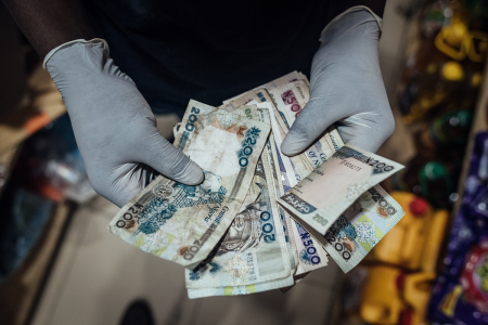 A Simple Way To Stabilize and Strengthen The Naira