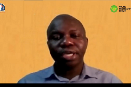 """Deeper Life YPF : """"The Search for Generational Leaders"""" by Ndubuisi Ekekwe [Video]"""