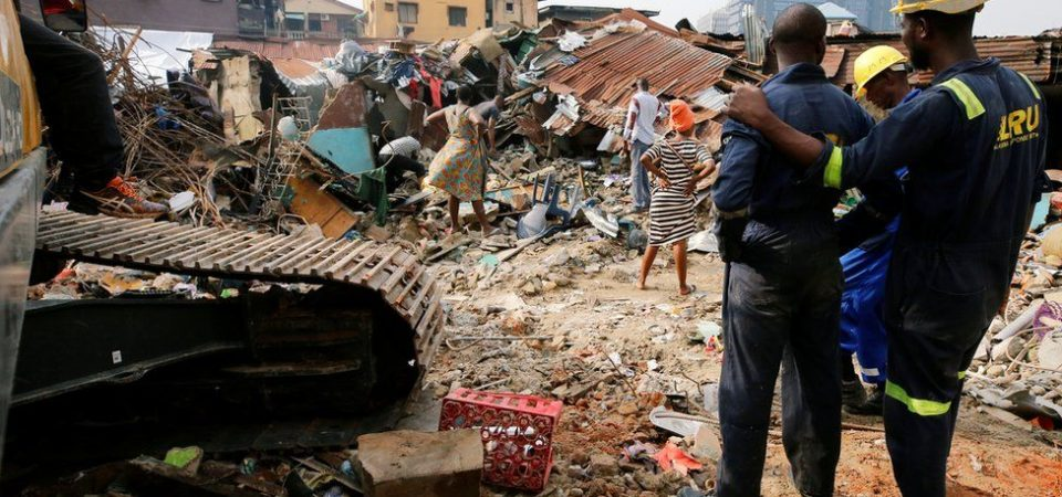 Checking Endless Building Collapse In Nigeria