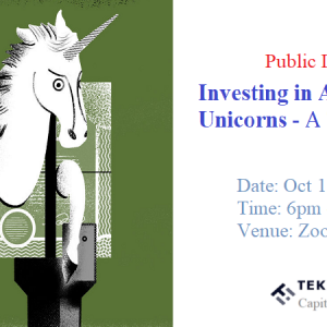 Invitation To Public Lecture: Investing in Africa's Next Unicorns – A Tekedia Capital Playbook