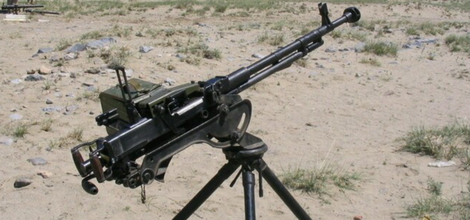 Nigeria to Begin Local Firearms Production