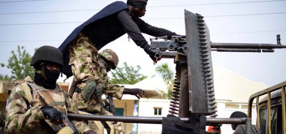 As Nigeria Plans To Make Weapons Locally