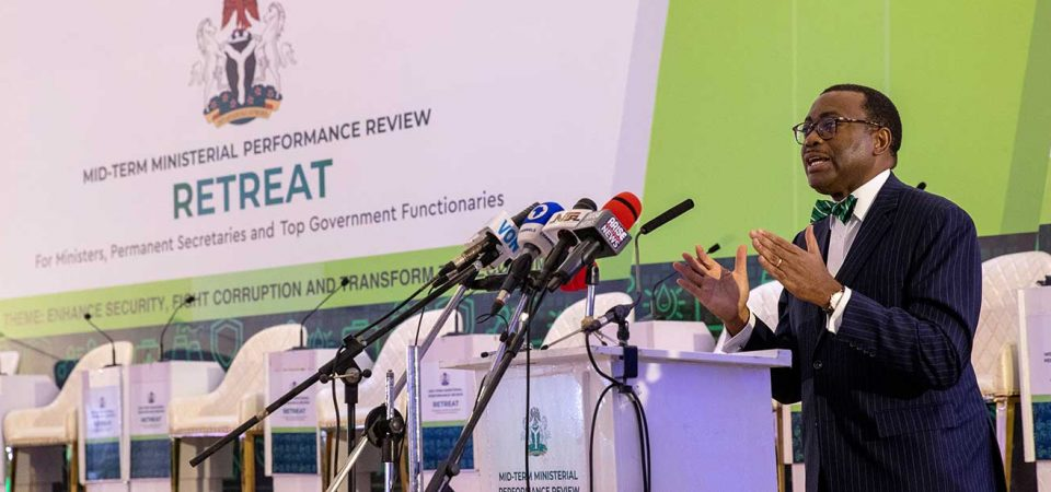 The President's Observation On Nigeria's Export And Why We Must Improve [Video]