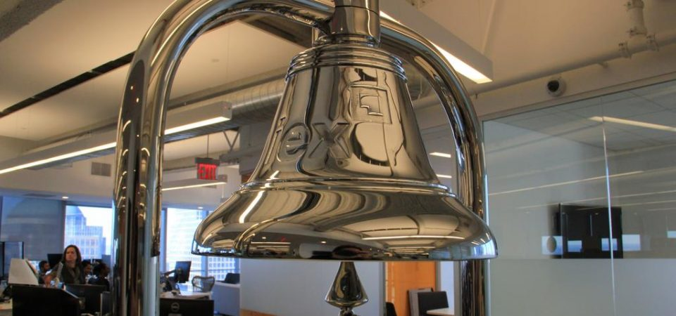 Let's Ring The Bell By Investing in Africa's Great Startups